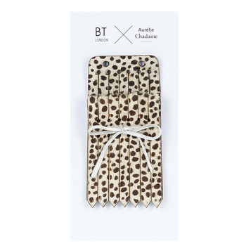 Accessories Dame Pløse Betty London LANGUETTE DEOPAR Leopard