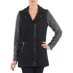 textil Dame Frakker Vero Moda MAYA JACKET - A13 Sort