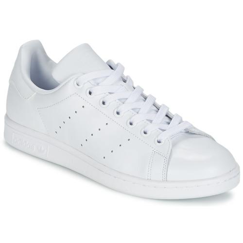 f1e788e4c32f Sko Lave sneakers adidas Originals STAN SMITH Hvid