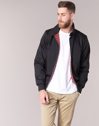 textil Herre Jakker Harrington HARRINGTON PAULO Sort