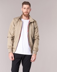 textil Herre Jakker Harrington HARRINGTON PAUL Beige