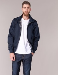 textil Herre Jakker Harrington HARRINGTON PAULO Marineblå