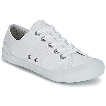 Sko Dame Lave sneakers TBS OPIACE Hvid