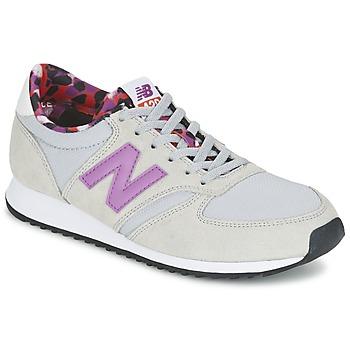 Sko Dame Lave sneakers New Balance WL420 Grå / Violet