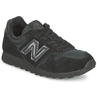 Sko Lave sneakers New Balance M373 Sort