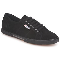 Sko Lave sneakers Superga 2950 Sort