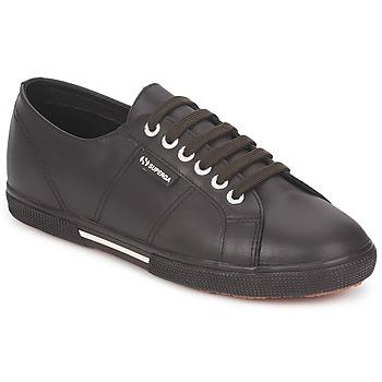 Sko Lave sneakers Superga 2950 CHOKOLADE