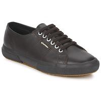 Sko Lave sneakers Superga 2750 CHOKOLADE