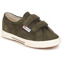 Sko Børn Lave sneakers Superga 2950 Army