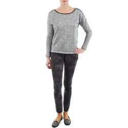 textil Dame Lærredsbukser Esprit superskinny cam Pants woven KAKI