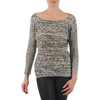 textil Dame Pullovere Yas AMILIA KNIT PULLOVER Beige