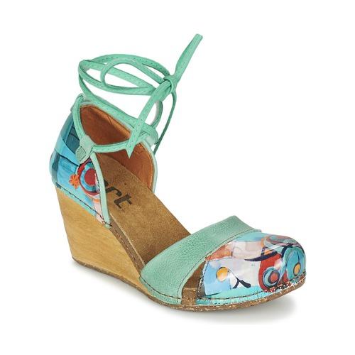 sandaler Art VALBY 499 Grøn 350x350