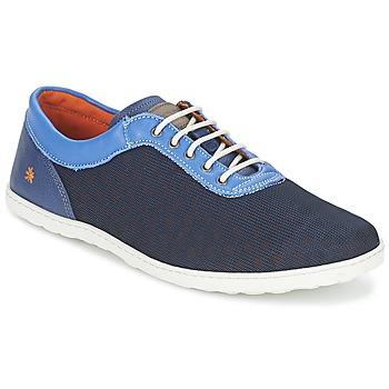 Sko Herre Lave sneakers Art QWERTY Blå