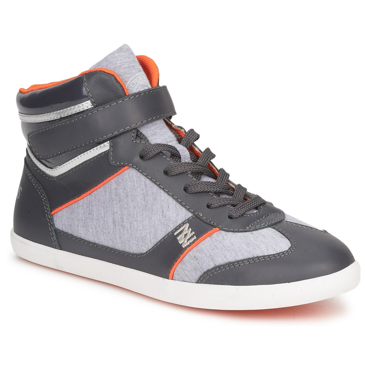Sneakers Dorotennis  MONTANTE LACETS VELCRO