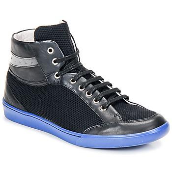Sko Herre Høje sneakers Swear GENE 3 Sort / Blå