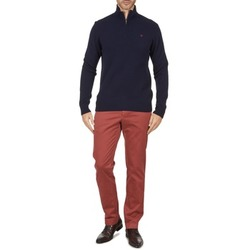 1572ca5694a60a textil Herre Chinos / Gulerodsbukser Hackett STRETCH TWILL CHINO Pink