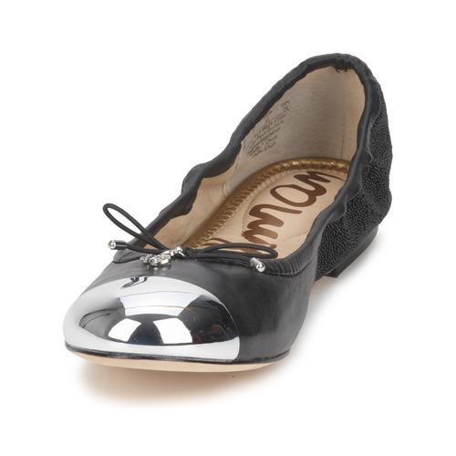 Sam Edelman Farleigh Sort - Gratis Fragt- Sko Ballerinaer Dame 927