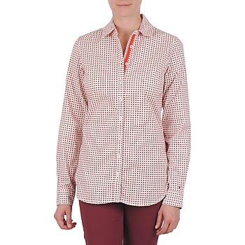 textil Dame Skjorter / Skjortebluser Tommy Hilfiger CARYN Orange