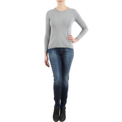 textil Dame Smalle jeans 7 for all Mankind THE SKINNY NEW ORL FLAME Blå