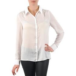 textil Dame Skjorter / Skjortebluser La City OCHEM Hvid