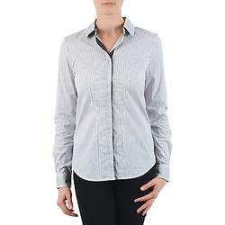 textil Dame Skjorter / Skjortebluser La City OCHEMBLEU Grå