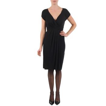 textil Dame Korte kjoler La City ROBE3D1B Sort