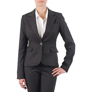 textil Dame Jakker / Blazere La City VTANIA Grå