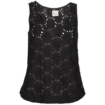 textil Dame Toppe / T-shirts uden ærmer Stella Forest ADE007 Sort