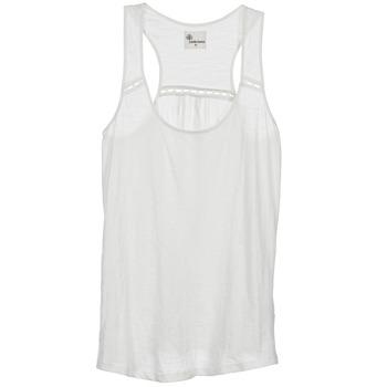 textil Dame Toppe / T-shirts uden ærmer Stella Forest ADE005 Hvid