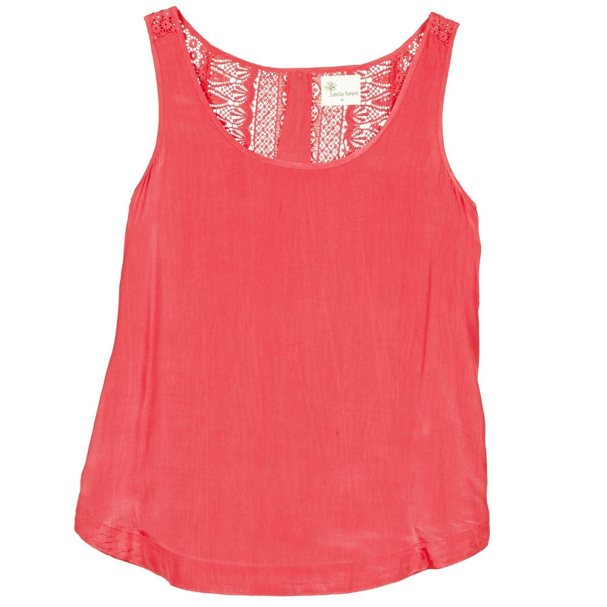 Toppe / T-shirts uden ærmer Stella Forest  ADE009
