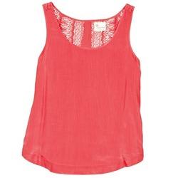 textil Dame Toppe / T-shirts uden ærmer Stella Forest ADE009 Pink