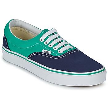 Sko Lave sneakers Vans ERA Blå / Grøn