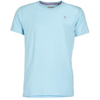 textil Herre T-shirts m. korte ærmer Serge Blanco 3 POLOS DOS Blå / HIMMELBLÅ