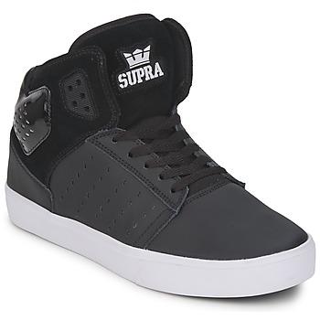 Sko Herre Høje sneakers Supra ATOM Sort / Hvid