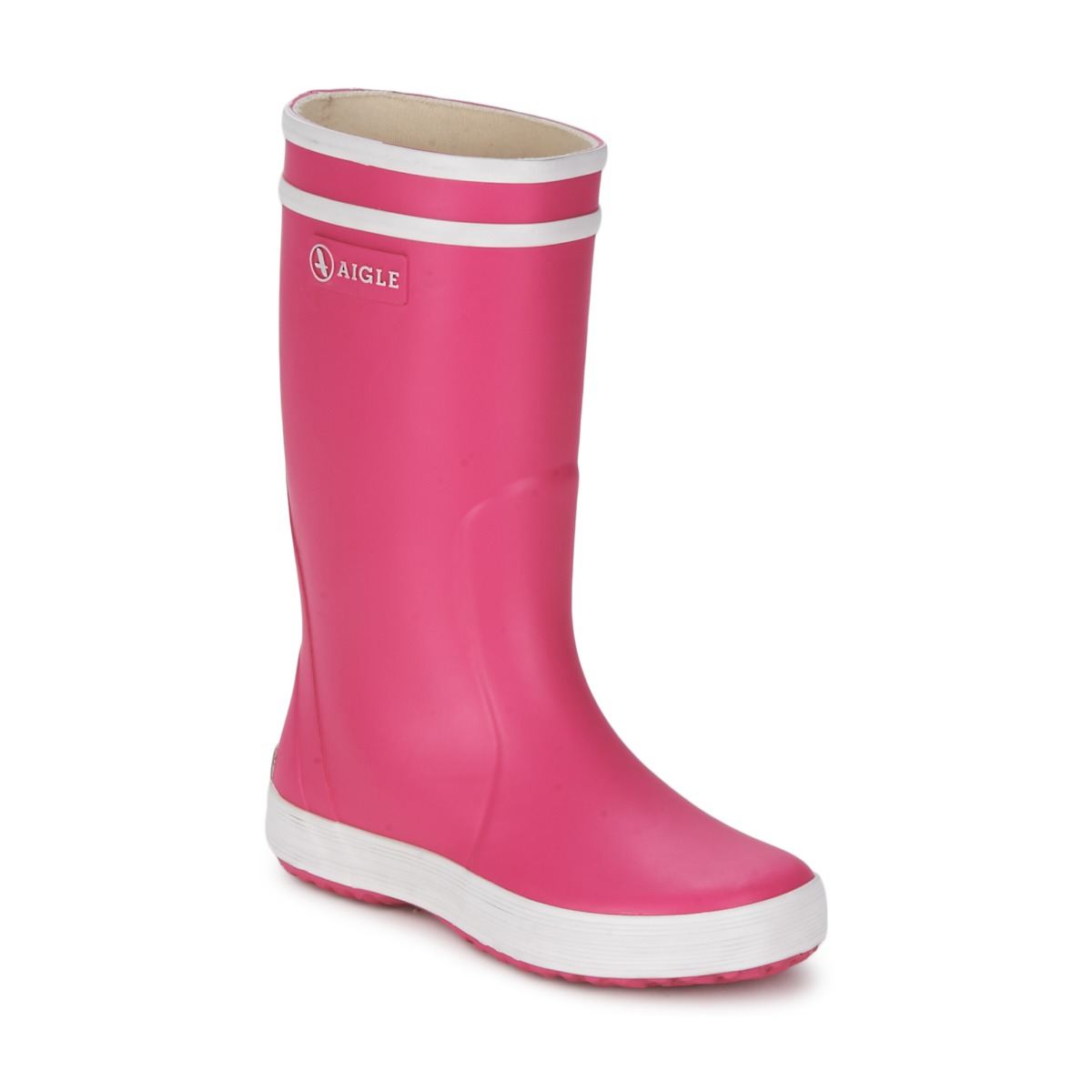 Aigle LOLLY-POP Pink / Hvid