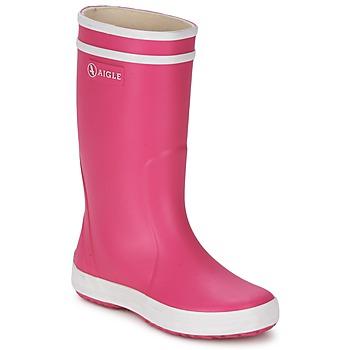 Støvler Aigle LOLLY-POP Pink / Hvid 350x350