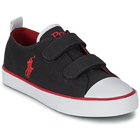 Sko Børn Lave sneakers Polo Ralph Lauren WHEREHAM LOW EZ Blå