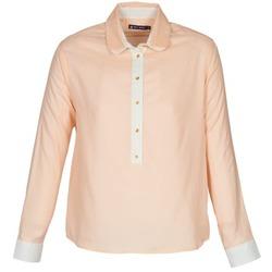 textil Dame Skjorter / Skjortebluser Petit Bateau FILAO Pink