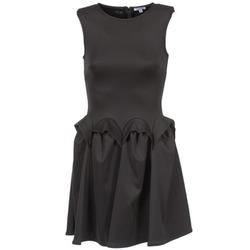 textil Dame Korte kjoler Brigitte Bardot BB44204 Sort