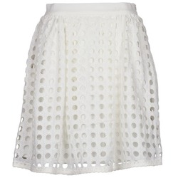 textil Dame Nederdele Brigitte Bardot BB44196 Hvid