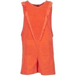 textil Dame Buksedragter / Overalls Brigitte Bardot BB44084 Koral