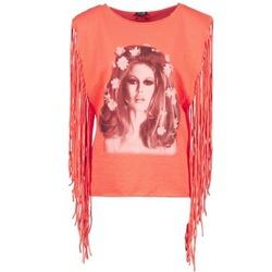 textil Dame Toppe / T-shirts uden ærmer Brigitte Bardot BB44075 Koral