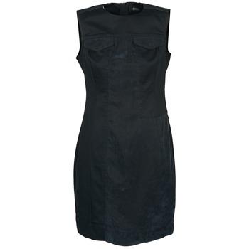 textil Dame Korte kjoler Diesel D-SIRY Sort