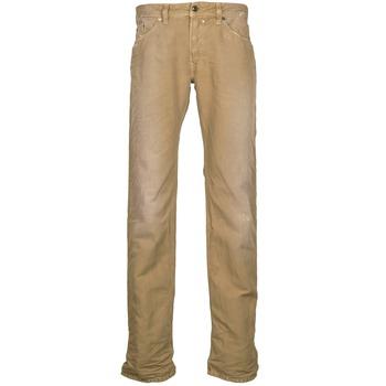 textil Herre Lige jeans Diesel SAFADO BEIGE