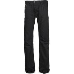 textil Herre Lige jeans Diesel DARRON Sort