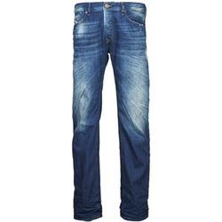 textil Herre Lige jeans Diesel WAYKEE Blå