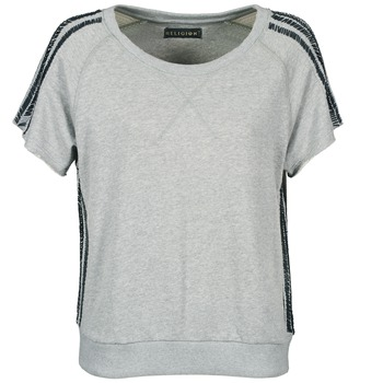 textil Dame T-shirts m. korte ærmer Religion B114HRW02 Grå