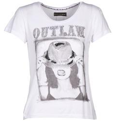 textil Dame T-shirts m. korte ærmer Religion B123OLT45 Hvid
