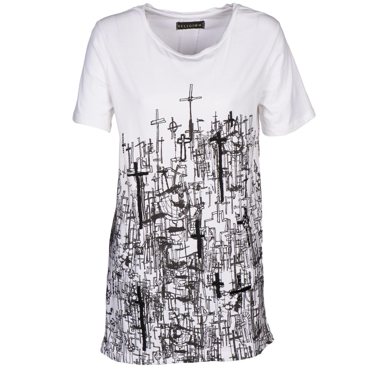 T-shirts m. korte ærmer Religion  B123CND13