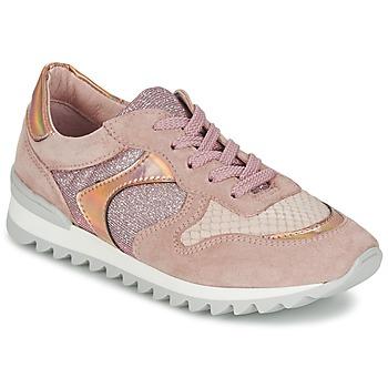 Sko Dame Lave sneakers Unisa DALTON Pink